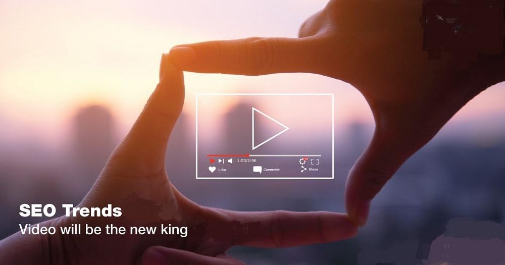SEO video: New King 2021