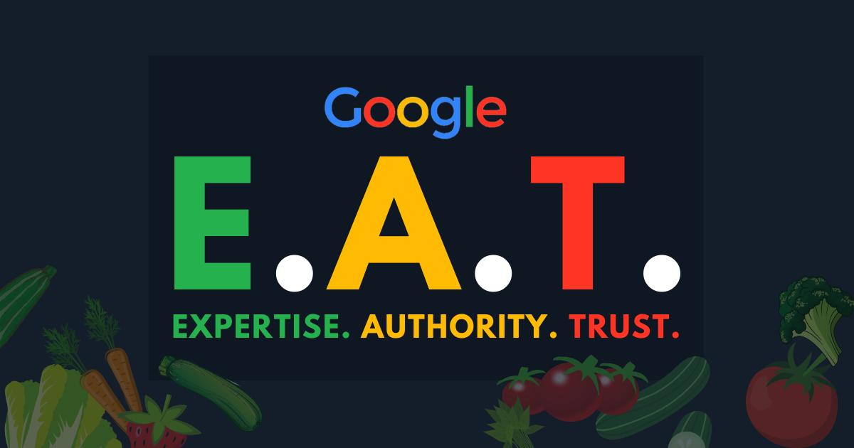 Google E.A.T
