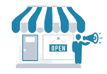 business shop